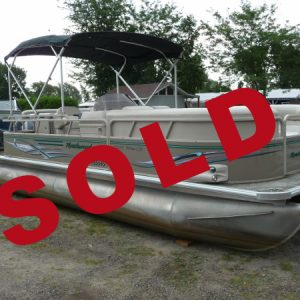 Northwood Pontoon SOLD